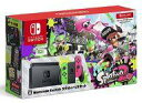 【中古】ニンテンドースイッチハード Nintendo Switch本体 スプラトゥーン2セット