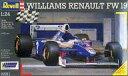 【中古】プラモデル 1/24 WILLIAMS RENAULT FW 19 -ウィリアムズ ルノー FW 19- [07211]【タイムセール】