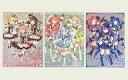 【中古】クリアファイル Daydream☆SHOW A4メタルクリアファイル3枚セット 「ご注文はうさぎですか??」 C94グッズ