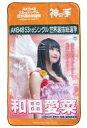 【中古】タペストリー(女性) 和田愛菜(SKE48) マルチ