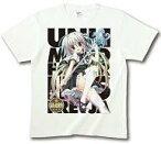 【中古】Tシャツ(キャラクター) イリス・フレイア フルカラーTシャツ2000 ホワイト Lサイズ 「銃皇無尽のファフニール」
