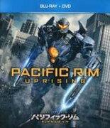 【中古】洋画Blu-ray Disc パシフィック・リム:アップライジング ブルーレイ+DVDセット