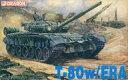【中古】プラモデル 1/35 T-80 w/ERA -ソビエト軍主力戦車 T-80 ERA装備- 「MODERN AFV SERIES」 [3505]