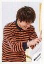 【中古】生写真(ジャニーズ)/アイドル/関ジャニ∞ 関ジャニ∞/安田章大/上半身・衣装オレンジ紺・体やや右向き/アルバム「GR8EST」MV&ジャケ写撮影オフショット