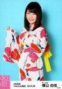【中古】生写真(AKB48 SKE48)/アイドル/AKB48 横山由依/膝上/AKB48 2016年8月度 net shop限定個別生写真「2016.08」「浴衣II」【タイムセール】