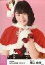 【中古】生写真(AKB48 SKE48)/アイドル/AKB48 横山由依/上半身/AKB48 2016年12月度 net shop限定個別生写真「2016.12」「予約したクリスマス」衣装【タイムセール】