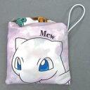 【中古】バッグ(キャラクター) ミュウ ポケット付き折りたたみハンドバッグ 「ポケットモンスター サン&ムーン」