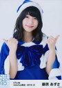 【中古】生写真(AKB48・SKE48)/アイドル/STU48 藤原あずさ/上半身/STU48 2018年12月度netshop限定ランダム生写真