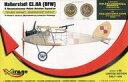 【中古】プラモデル 1/48 ハルバーシュタット CL.IIA(BFW) 2 ポーランド飛行隊 偵察機 キット+コレクターコイン限定版セット [MIR480003]