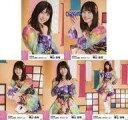 【中古】生写真(AKB48 SKE48)/アイドル/AKB48 ◇横山由依/AKB48 2019年1月度 net shop限定個別生写真 vol.1 5種コンプリートセット
