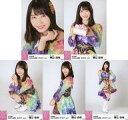 【中古】生写真(AKB48 SKE48)/アイドル/AKB48 ◇横山由依/AKB48 2019年1月度 net shop限定個別生写真 vol.2 5種コンプリートセット