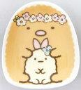 【中古】皿・茶碗(キャラクター) とんかつ&えびふらいのしっぽ ミニプレート 「一番くじ すみっコぐらし ねこのきょうだいにであいま..