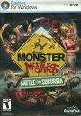 【中古】WindowsXP/Vista DVDソフト MONSTER MADNESS:BATTLE FOR SUBURBIA[北米版]
