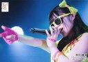 【中古】生写真(AKB48・SKE48)/アイドル/NGT48 清司麗菜/ライブフォト・横型・バストアップ・衣装黄色・黄緑・左手マイク・右手指差し・左向き/NGT48「ただいま!十人十色」ランダム生写真 2019.2.24 昼公演