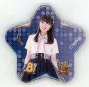 【中古】バッジ・ピンズ(女性) 坂本夏海 星型缶バッジ 「NMB48 8th Anniversary LIVE」 NMB48ガチャ景品