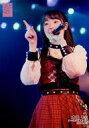 【中古】生写真(AKB48・SKE48)/アイドル/AKB48 本田そら/ライブフォト・膝上・衣装赤・白・黒・チェック柄・右手人差し指立て・顔左向き/AKB48 チームA「目撃者」公演 ランダム生写真 2019.3.1