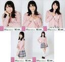 【中古】生写真(AKB48 SKE48)/アイドル/AKB48 ◇横山由依/AKB48 2019年3月度 net shop限定個別生写真 vol.2 5種コンプリートセット