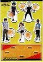 【中古】小物(キャラクター) 単品 集合 アクリルスタンドセット 「僕のヒーローアカデミア フレーム切手セット」 郵便局限定
