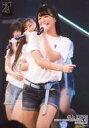 【中古】生写真(AKB48・SKE48)/アイドル/HKT48 水上凜巳花/ライブフォト・膝上・衣装白・Tシャツ・右手曲げ・左手マイク・左向き/HKT48 研究生「脳内パラダイス」ランダム生写真 2019.3.23