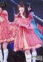 【中古】生写真(AKB48・SKE48)/アイドル/HKT48 後藤陽菜乃/ライブフォト・膝上・衣装赤・右手差し出し・左手マイク・左向き/HKT48 研究生「脳内パラダイス」ランダム生写真 2019.3.23