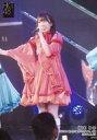 【中古】生写真(AKB48・SKE48)/アイドル/HKT48 坂本りの/ライブフォト・膝上・衣装赤・右手横・左手マイク・左向き/HKT48 研究生「脳内パラダイス」ランダム生写真 2019.3.23