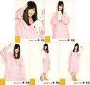 【中古】生写真(AKB48・SKE48)/アイドル/SKE48 ◇東李苑/「レインコート」「2014.06」個別生写真 5種コンプリートセット