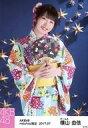 【中古】生写真(AKB48 SKE48)/アイドル/AKB48 横山由依/膝上 浴衣/AKB48 2017年7月度 net shop限定個別生写真「浴衣」衣装