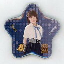 【中古】バッジ・ピンズ(女性) 水田詩織 星型缶バッジ 「NMB48 8th Anniversary LIVE」 NMB48ガチャ景品