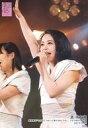 【中古】生写真(AKB48・SKE48)/アイドル/AKB48 濱咲友菜/ライブフォト・上半身・衣装白・右手上げ/湯浅順司「その雫は、未来へと繋がる虹になる。」 人見古都音卒業公演 ランダム生写真 2019.5.20
