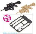 【新品】プラモデル 1/12 AW-002 AR-416 2in1セット 初回限定 [KM-033]