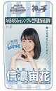 【中古】タペストリー(女性) 信濃宙花(STU48) マルチクロス 「AKB48 53rdシングル世界選抜総選挙〜世界のセンターは誰だ?〜×神の手」