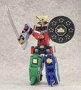 【中古】おもちゃ [破損品/付属品欠品] 侍合体DXシンケンオー 「侍戦隊シンケンジャー」