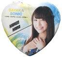 【中古】バッジ・ピンズ(女性) 原かれん ハート型缶バッジ 「SAYAKA SONIC 〜さやか、ささやか、さよなら、さやか〜」 NMB48ガチャ景品
