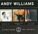 【中古】輸入洋楽CD ANDY WILLIAMS / GREATEST HITS[輸入盤]
