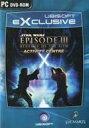 【中古】Windows98/Me/2000/XP DVDソフト EXCLUSIVE STAR WARS EPISODE III:REVENGE OF THE SITH[EU版]