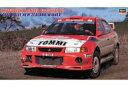 【新品】プラモデル 1/24 三菱 ランサー エボリューション Vi '1999 ラリー ニュージーランド ウィナー' [20415]