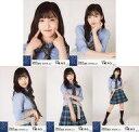 【中古】生写真(AKB48・SKE48)/アイドル/AKB48 ◇下尾みう/AKB48 チーム8 2019年6月度 net shop限定個別生写真 vol.1 5種コンプリートセット