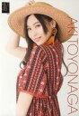 【中古】生写真(AKB48・SKE48)/アイドル/HKT48 豊永阿紀/上半身/AKB48 CAFE & SHOP限定 HKT48 A4サイズ生写真ポスター 第83弾