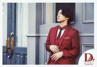 【中古】生写真(男性)/アイドル/DISH// DISH///<strong>矢部昌暉</strong>/横型・上半身・衣装赤・白・左向き・両手腹/DISH// 7th Anniversary Merry X'mas生写真