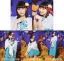 【中古】生写真(AKB48・SKE48)/アイドル/HKT48 ◇豊永阿紀/HKT48 2019年10月度 net shop限定個別生写真 October vol.02/02 5種コンプリートセット