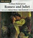 【中古】Windows CDソフト MP3 AUDIO BOOK/Romeo and Juliet[英語版]