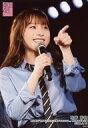 【中古】生写真(AKB48・SKE48)/アイドル/AKB48 左伴彩佳/ライブフォト・上半身・衣装青・黒・左手指差し/湯浅順司「その雫は、未来へと繋がる虹になる。」 横道侑里卒業公演 ランダム生写真 2019.5.18
