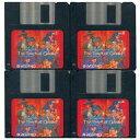 【中古】MSX2/MSX2+ 3.5インチソフト ガゼルの塔 (箱説なし)