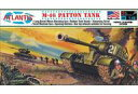 【新品】プラモデル 1/48 米軍 M46パットン 中戦車 旧オーロラ [ATLAMCA301]