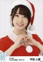 【中古】生写真(AKB48・SKE48)/アイドル/STU48 甲斐心愛/バストアップ/STU48 2019年12月度netshop限定ランダム生写真