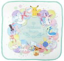 【中古】雑貨 キービジュアル デザインタオル 「一番くじ Pokemon for you〜Romantic Dresser〜」 F賞
