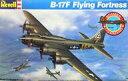 【中古】プラモデル 1/72 B-17F Flying Fortress [4338]