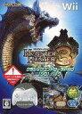 【中古】Wiiソフト モンスターハンター 3- tri- クラシックコントローラPROパック[白]