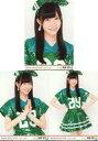 【中古】生写真(AKB48・SKE48)/アイドル/SKE48 ◇後藤理沙子/AKB48 グループショップ in AQUA CITY ODAIBA第一弾限定生写真 3種コンプリートセット