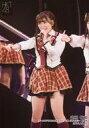 【中古】生写真(AKB48・SKE48)/アイドル/HKT48 武田智加/ライブフォト・膝上・衣装白・黄色・赤・チェック柄・右手小指立て/HKT48 チームTII「手をつなぎながら」公演 山下エミリー 生誕祭 ランダム生写真 2019.12.22